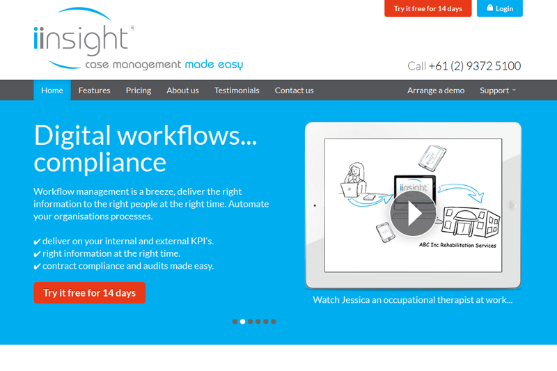 The pros and cons of Iinsight – caseload management software