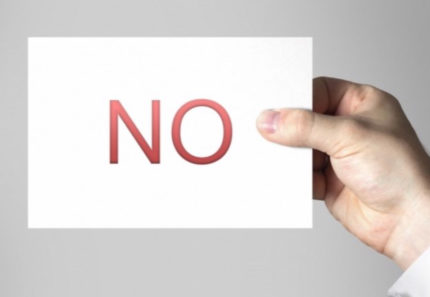 "How to say ""no"" and why sometimes you really should"